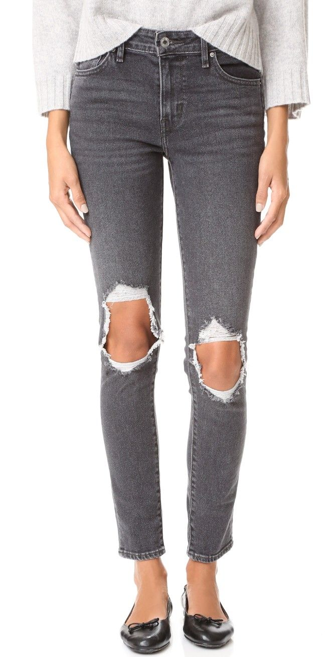 Levi's 721 High Rise Skinny Jeans | SHOPBOP