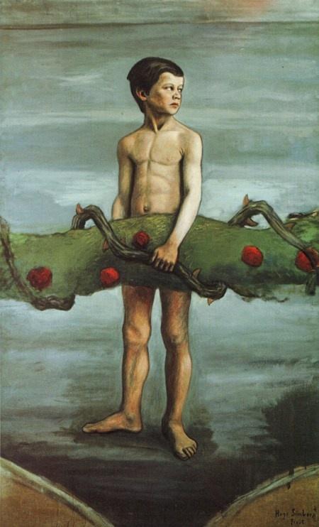 Hugo Simberg - Garland of Life