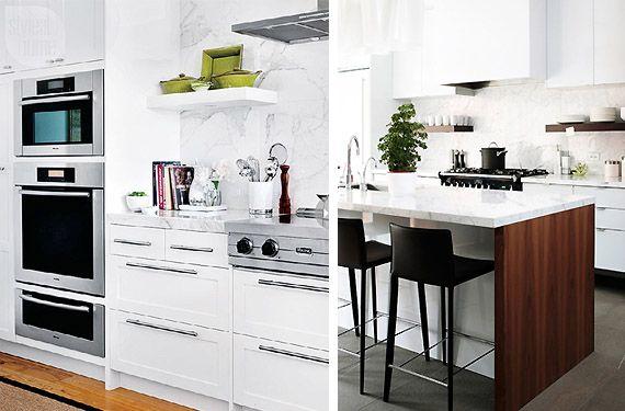 M s de 1000 ideas sobre cocina de m rmol blanco en - Cocinas de marmol ...