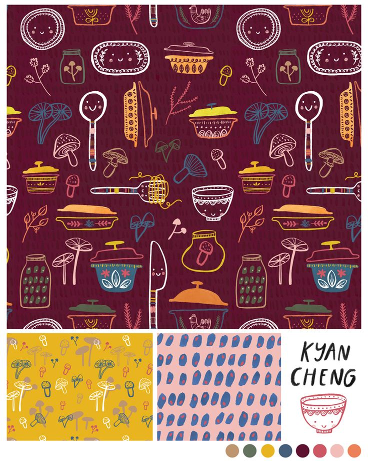 MATS A Bolt Fabric submission by Kyan Cheng