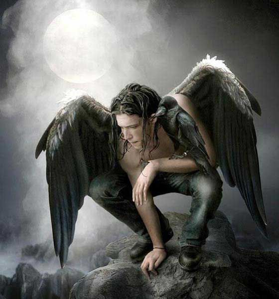 картинки и фото с ангелами мужчины довольно просто