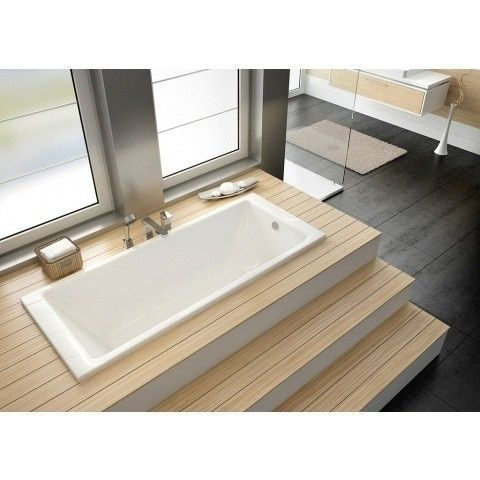 Hoesch Cuarto Badewanne 3803.010 170 x 70 cm, weiß