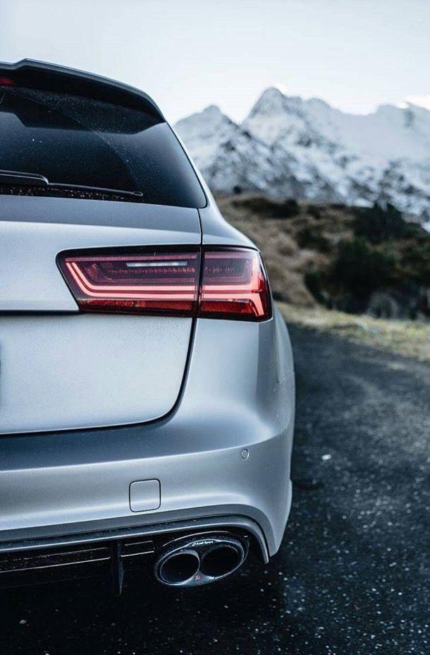 Audi / Akrapovic Sport Exaust 👌