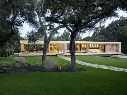 The Glass Pavilion, Santa Barbara CA Single Family Home - Santa Barbara Real Estate
