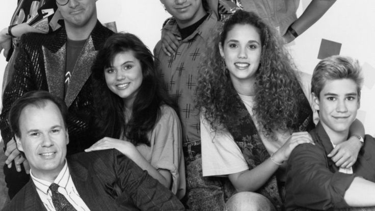'Saved By The Bell' Is Getting A Lifetime Movie And I'm So Excited (I'm So Scared)