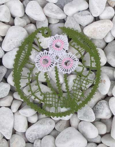 Embroidery Project 28 gallery - FSL flower pictures