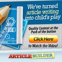 If you struggle with creating content for your blog, then Article Builder is a great resource.