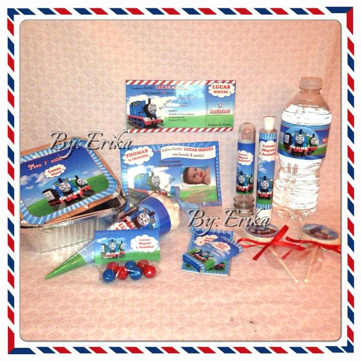 10 best Thomas and friends birthday party images on Pinterest ...