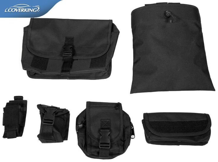 Tactical Pouch Set (6 Pouches)
