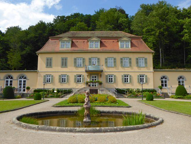 Prickelnd: Wellness und Kultur in Bad Brückenau