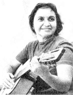 Violeta Parra, horoscope for birth date 4 October 1917, born in San Carlos, with Astrodatabank biography - Astro-Databank