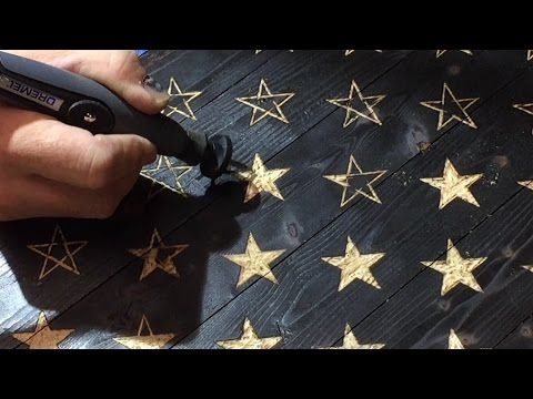 Simple Dremel project: Making Feather with stainless teaspoon handle. - YouTube