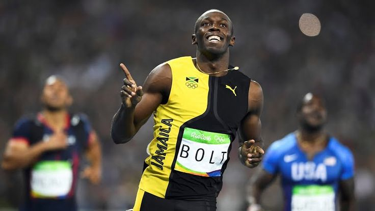 Third 100m Olympic gold for Bolt - http://www.barbadostoday.bb/2016/08/14/third-100m-olympic-gold-for-bolt/