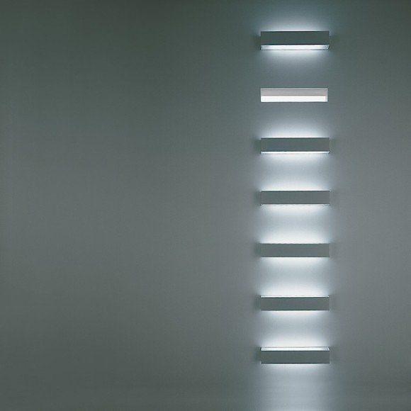 Net Muro Wall Lamp---Viabizzuno, Italy. Indoor wall lamp for direct or indirect lighting.