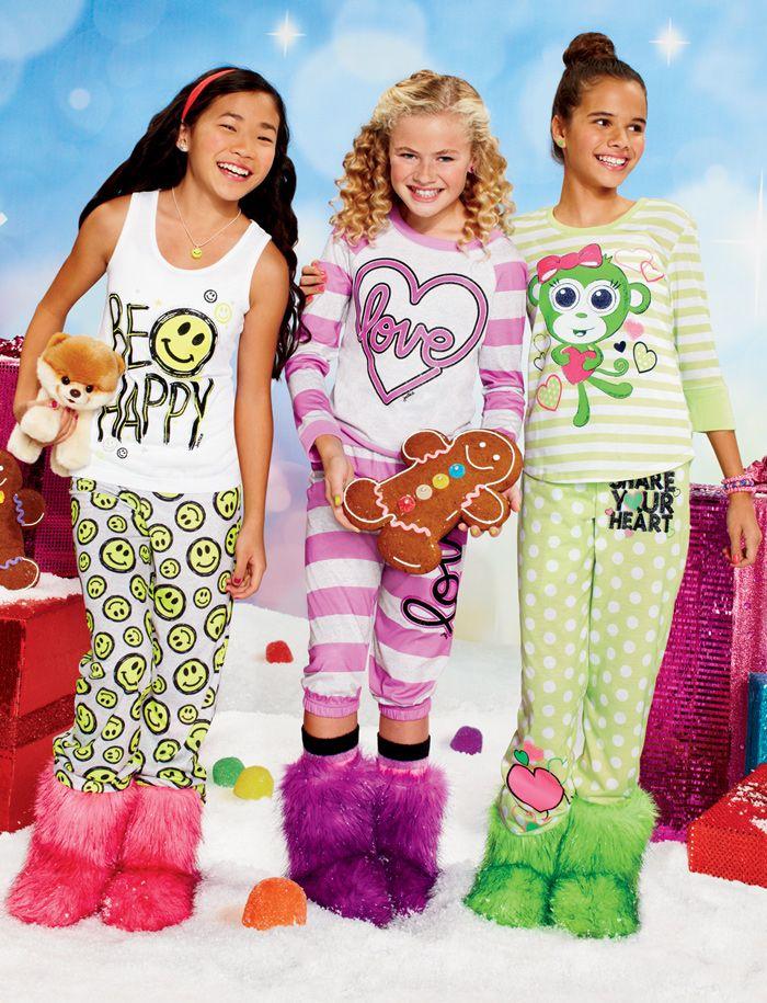 Monkey Pajama Set | Pant Sets | Pajamas | Shop Justice