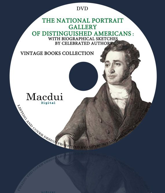 The national portrait gallery of distinguished by MacduiDigital
