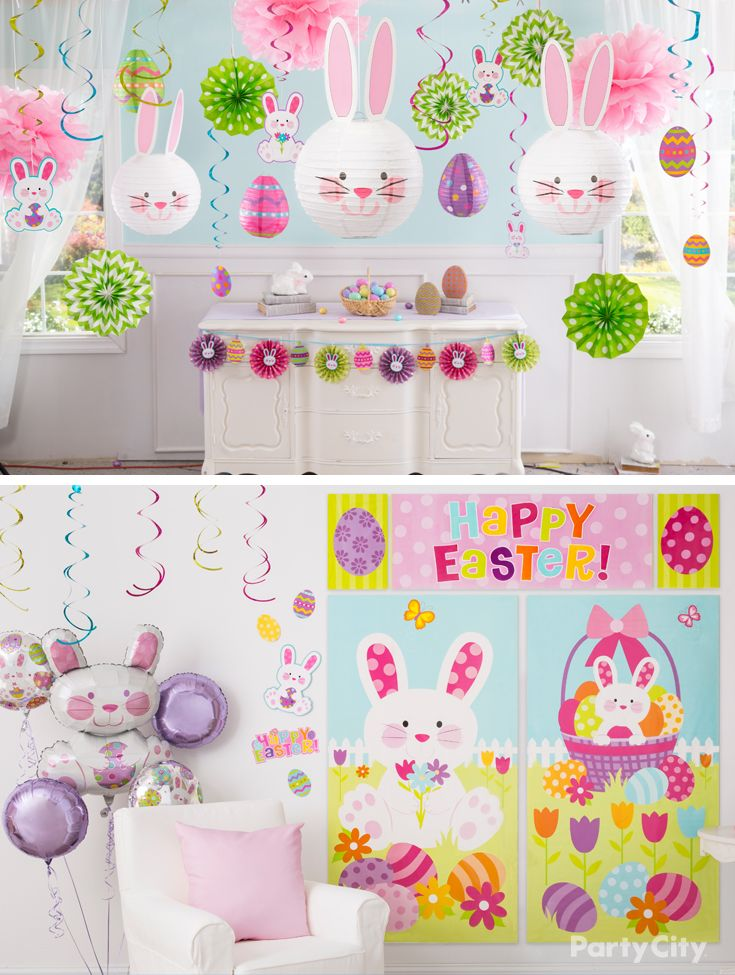 103 best images about easter party ideas on pinterest for Home alone theme decorations