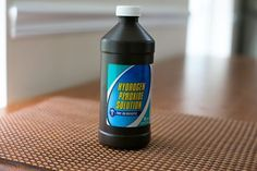 How to Rinse With Hydrogen Peroxide for the Treatment of Oral Thrush
