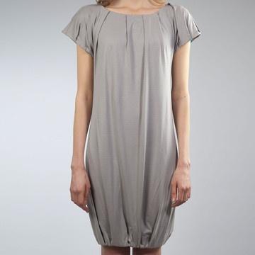 Genna Dress Light Grey.