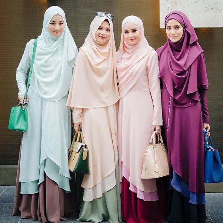 3219 Best Hijabi Style Images On Pinterest Hijab
