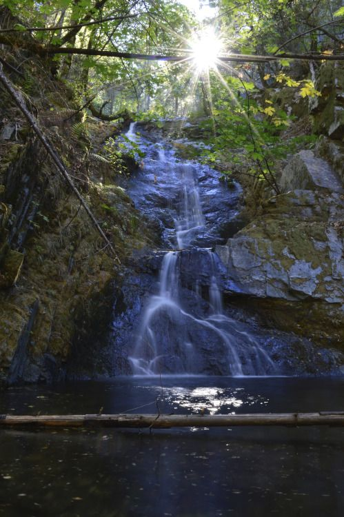 Known for the sapphire-blue waters of its lake, Whiskeytown National Recreation Area in Northern California has more to offer visitors. This 39,000-acre recreation area is also home to pristine mountains, 70 miles of hiking trails and stunning waterfalls — like Boulder Creek Falls pictured here.  Photo by Jesse Barden, Lava Beds National Monument.