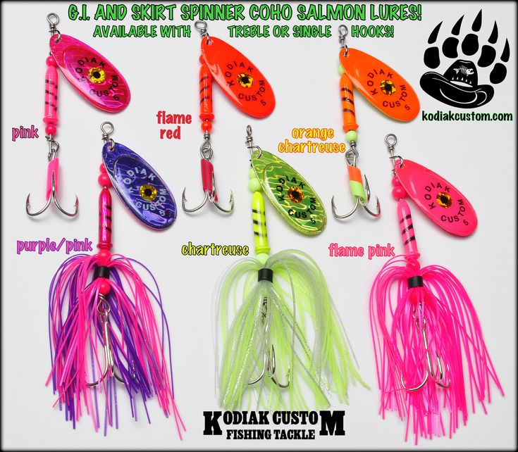 17 best images about fishing lures alaska on pinterest | king, Reel Combo