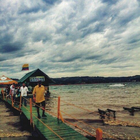 Lago calima- Colombia