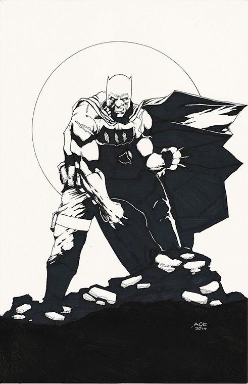 the dark knight comic pdf