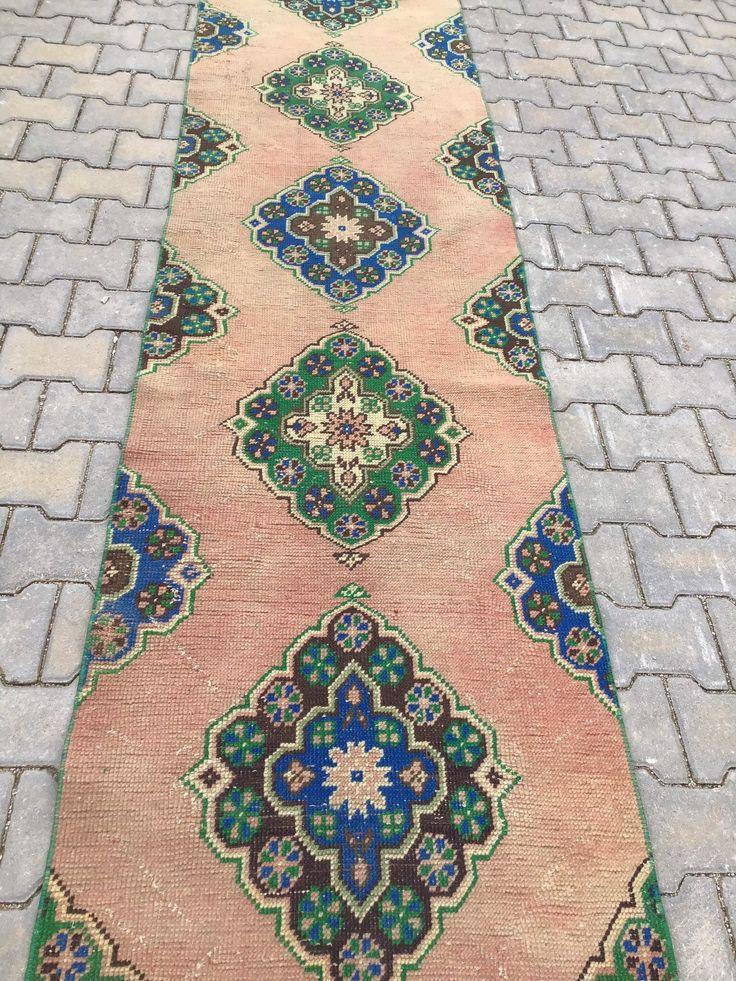 runner rug 2 5x11 6 ft hallway rug vintage rug bohemian rug turkish rug stair rug on boho chic kitchen rugs id=59209
