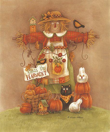 Automne et Halloween  (D. A)