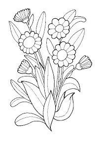 Dibujos De Flores Para Pintar En Paredes Cheap Dibujos Y Plantillas