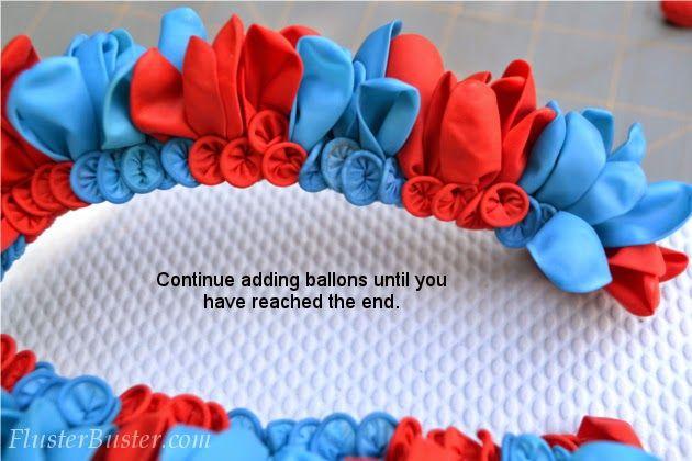 Decorate Flip Flops: Water Balloon Tutorial
