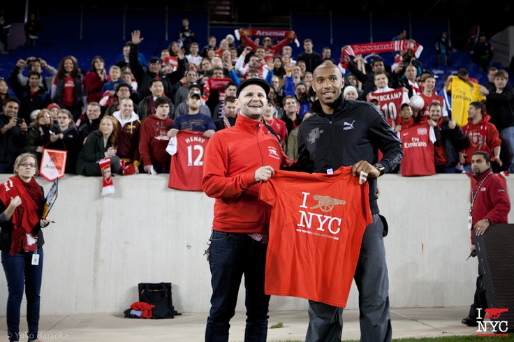 Arsenal NYC and the legend