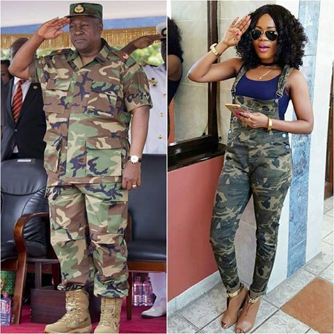 Mzbel imitates President Mahama Belinda Nana Ekua Amoah, popularly known as Mzbel has been quiet after Ghanaians went to the polls on December 7. The singer who publicly endorsed the candidature of president John Dramani Mahama ahead of the election has finally spoken after Nana Addo was...