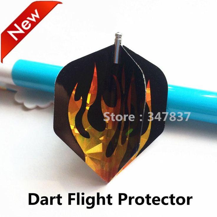 New Dart Flight Protector Aluminum Alloy Material 6 pieces - http://sportsgearmall.com/?product=new-dart-flight-protector-aluminum-alloy-material-6-pieces