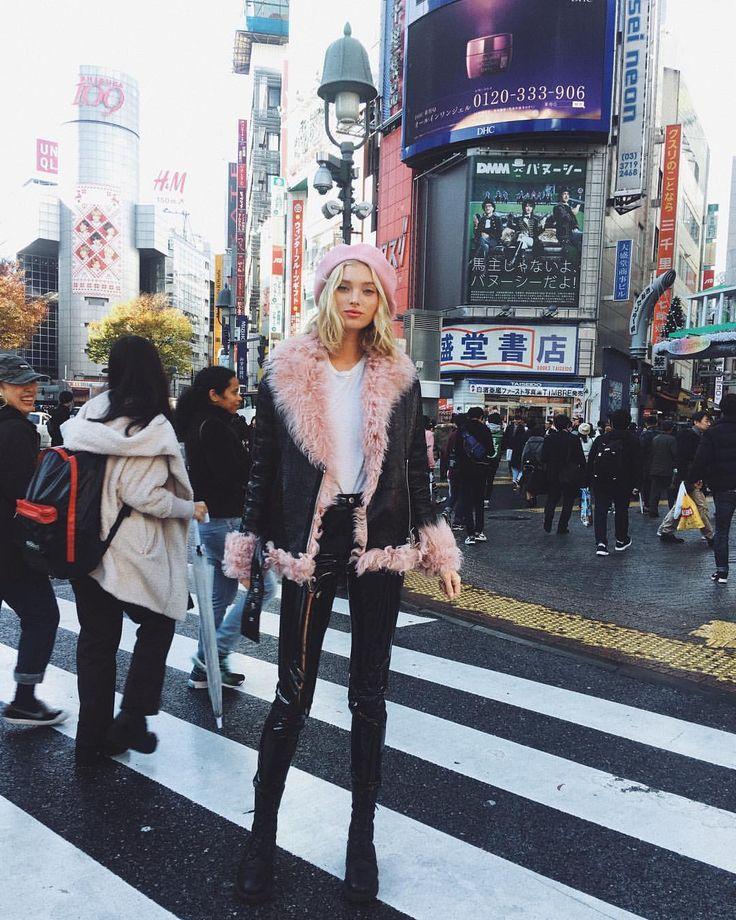 """4,748 Likes, 73 Comments - elsa hosk (@hoskelsa) on Instagram: """"TOKYO"""""""