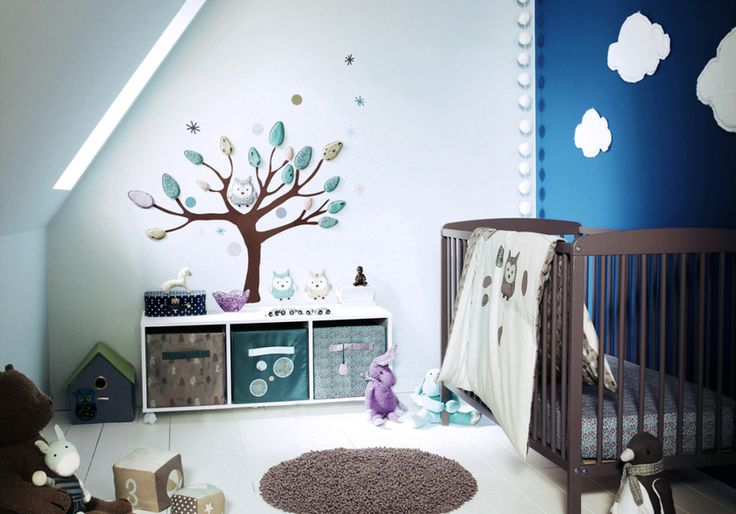 Kinderkamer Ideeen Blauw : kinderkamer blauw Kinderkamer Ideeën