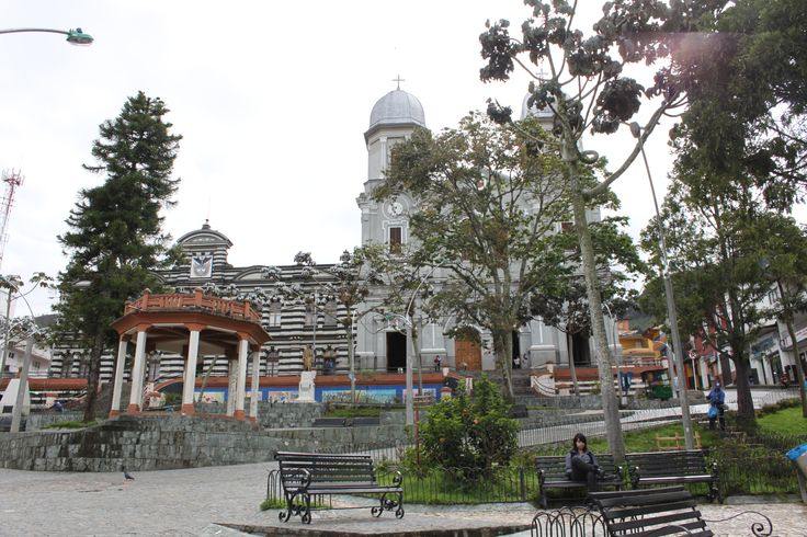 Parque de Yarumal
