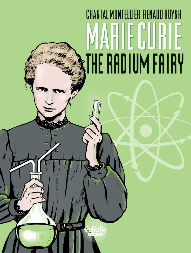 Biopic Marie Curie Tome 1: The Radium Fairy
