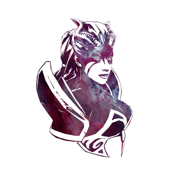 63 best dota 2 water color heroes images