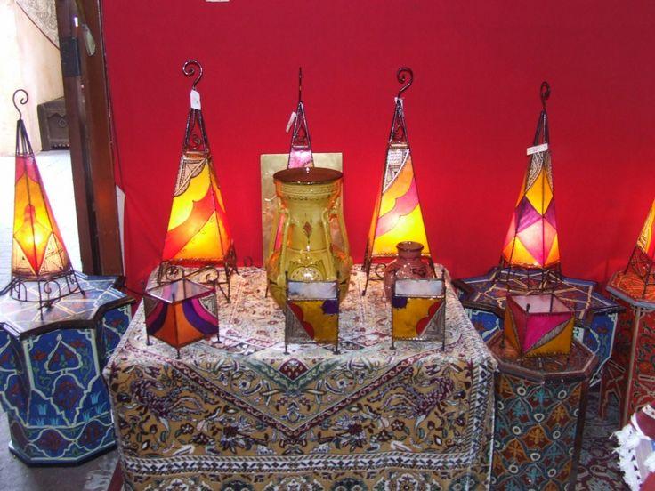 Marrakesh Arts & Crafts › Photogalleries › The Morocco Pavilion ‹ Walt Disney World Epcot Center