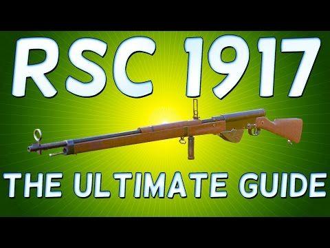 Battlefield 1 RSC 1917 OPTICAL! A NEW GUN for the MEDIC Class! - http://freetoplaymmorpgs.com/battlefield-1-online/battlefield-1-rsc-1917-optical-a-new-gun-for-the-medic-class