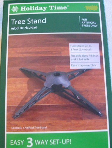 3 Easy Way Set up Artificial Christmas Tree Stand