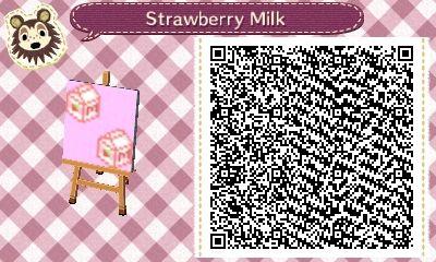 manucrossing — sleepyaomori: Milk patterns