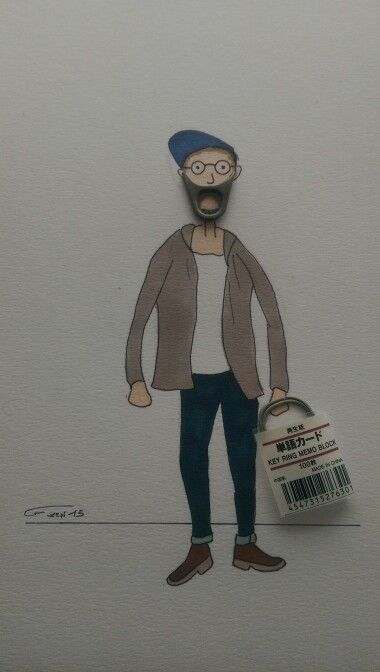 Capsule hipster