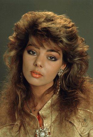 Frisur: Die Fön-Frisur von Sandra war ein Haartrend der 80er Jahre. (Foto: cinetext, Max Kohr)