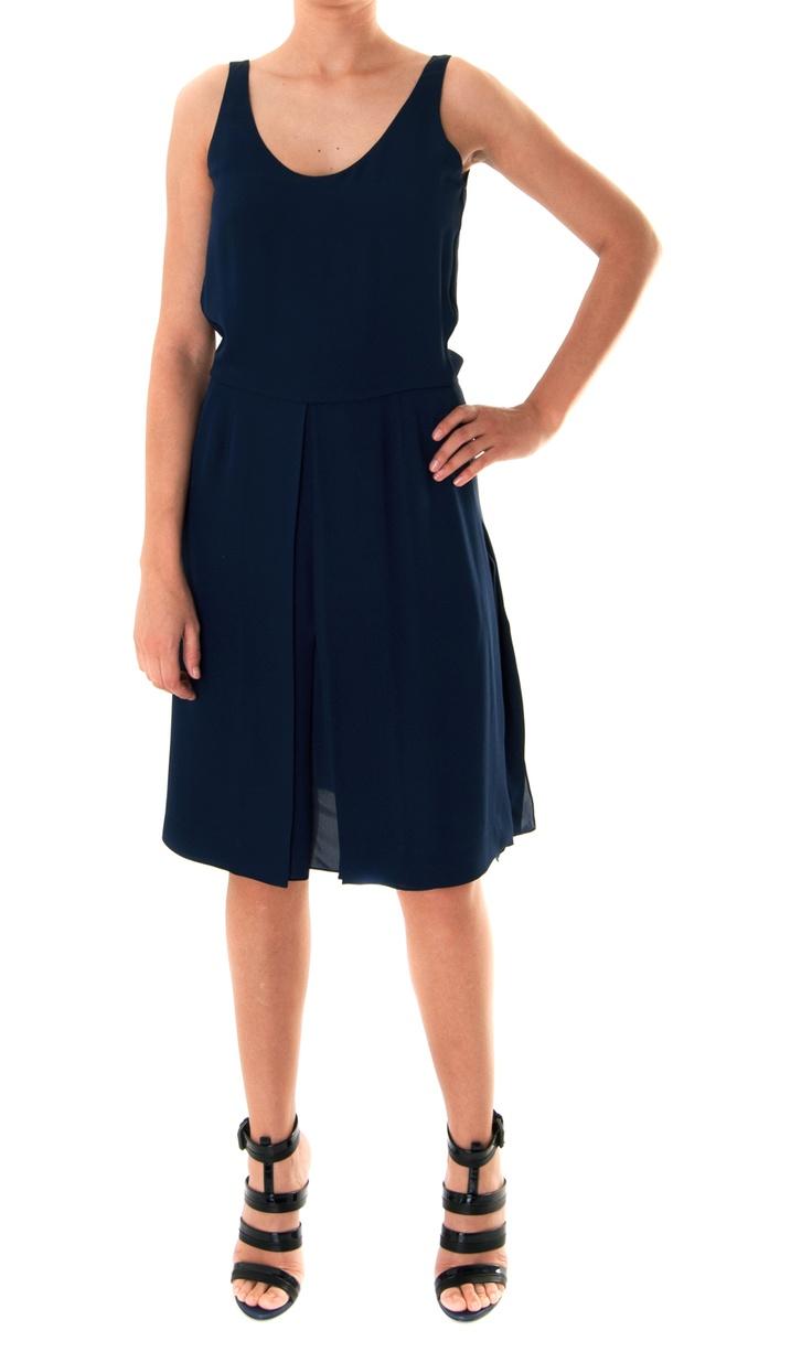 Chloé blue sleeveless dress