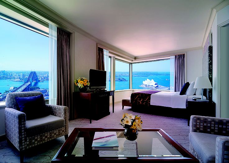 Gaze At The Opera House From Your Room In Shangri La Sydney