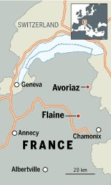 Utopia In the ALPS -  France -