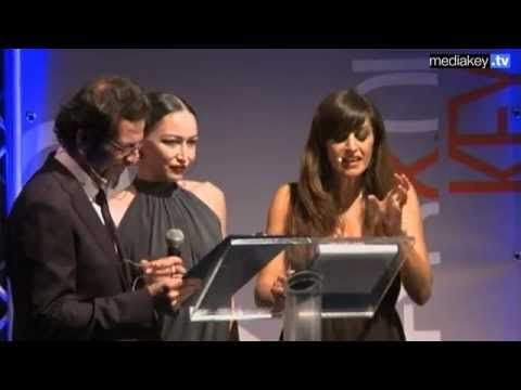 VALERIANA MARIANI TESTIMONIAL 9° PRESS & OUTDOOR KEY AWARD PREMIA AVIS N...